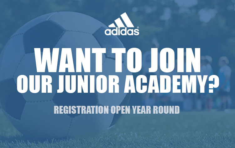 Fall 2020 Junior Academy Registration Now Open